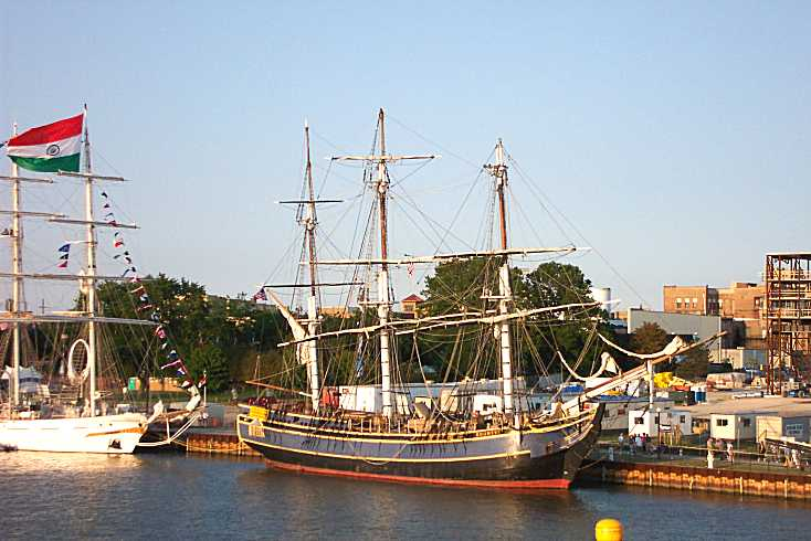 Tall Ship Bounty Bay City - Sarnia August 2003 image 100_0014.jpg
